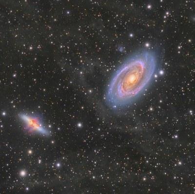 Parc astronómic del Montsec. Eduard Garcia Ribera