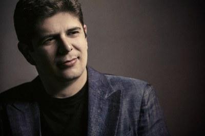 Javier Perianes (imatge cedida pel Palau de la Música Orfeó Català)